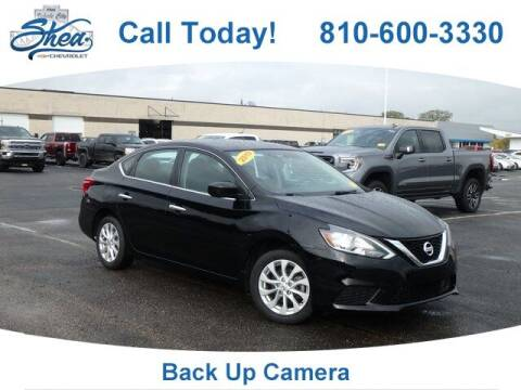2019 Nissan Sentra for sale at Erick's Used Car Factory in Flint MI
