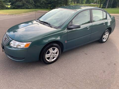 2006 Saturn Ion for sale at Major Motors Automotive Group LLC in Ramsey MN