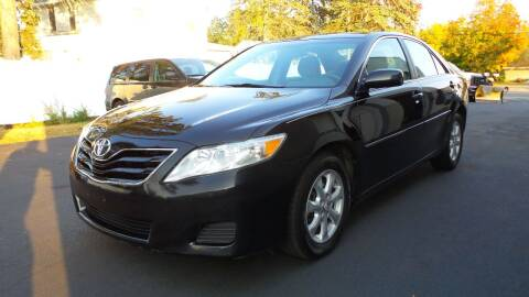 2011 Toyota Camry for sale at JBR Auto Sales in Albany NY