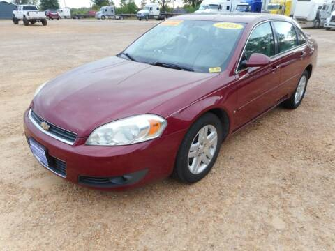 2006 Chevrolet Impala for sale at Cooper's Wholesale Cars in West Point MS