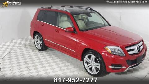2013 Mercedes-Benz GLK for sale at Excellence Auto Direct in Euless TX