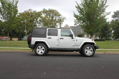 2011 Jeep Wrangler Unlimited for sale at Lexington Auto Club in Clifton NJ