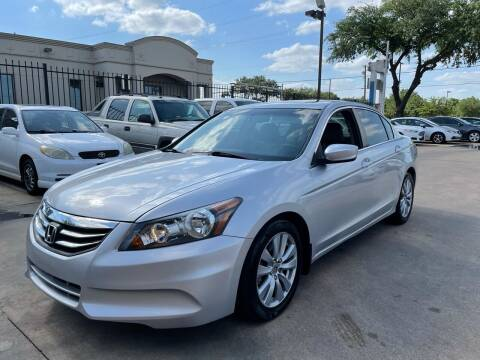 2011 Honda Accord for sale at CityWide Motors in Garland TX