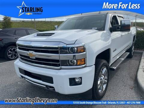 2019 Chevrolet Silverado 2500HD for sale at Pedro @ Starling Chevrolet in Orlando FL