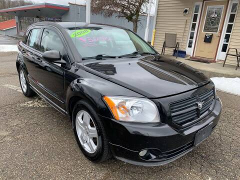 2008 Dodge Caliber for sale at G & G Auto Sales in Steubenville OH
