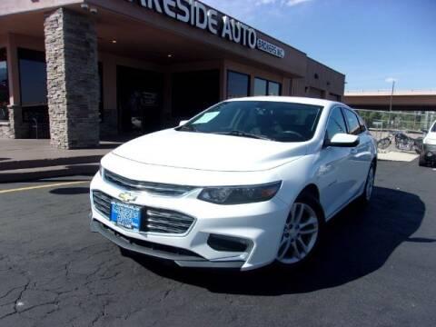 2018 Chevrolet Malibu for sale at Lakeside Auto Brokers in Colorado Springs CO
