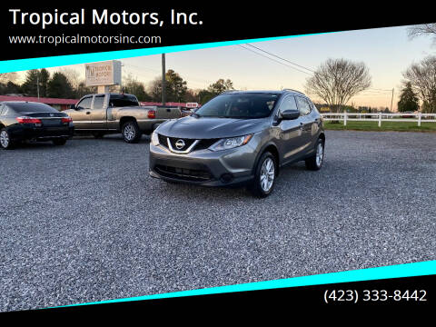 2018 Nissan Rogue Sport for sale at Tropical Motors, Inc. in Riceville TN