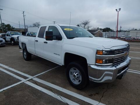 2015 Chevrolet Silverado 2500HD for sale at Vail Automotive in Norfolk VA