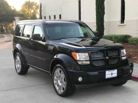 2011 Dodge Nitro for sale at Auto King in Roseville CA