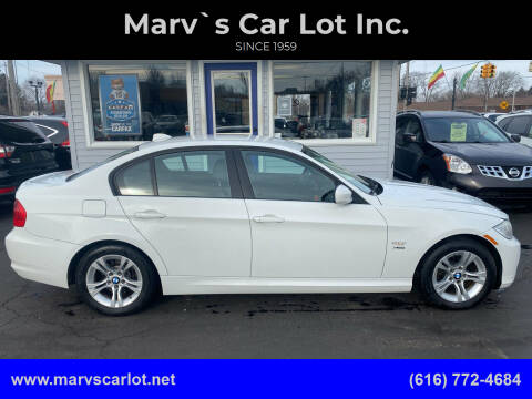 2011 BMW 3 Series for sale at Marv`s Car Lot Inc. in Zeeland MI