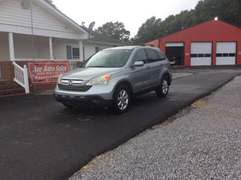 2007 Honda CR-V for sale at Ace Auto Sales - $800 DOWN PAYMENTS in Fyffe AL