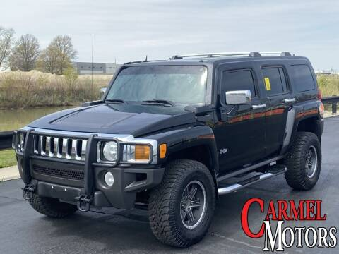 2006 HUMMER H3 for sale at Carmel Motors in Indianapolis IN