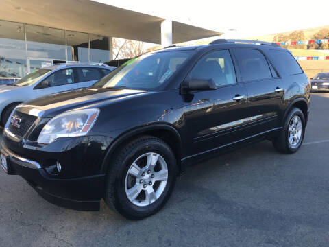 2012 GMC Acadia for sale at Autos Wholesale in Hayward CA