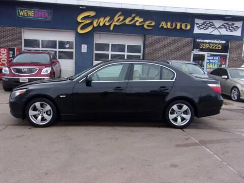 2007 BMW 5 Series for sale at Empire Auto Sales in Sioux Falls SD