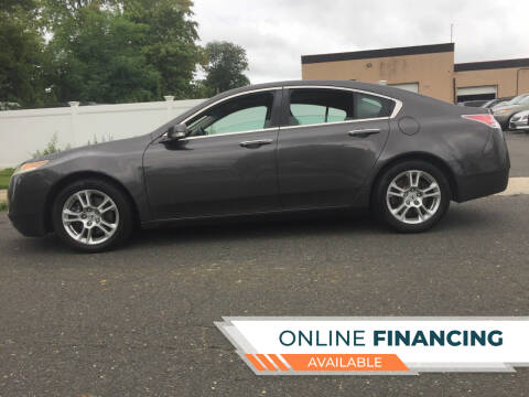 2010 Acura TL for sale at New Jersey Auto Wholesale Outlet in Union Beach NJ