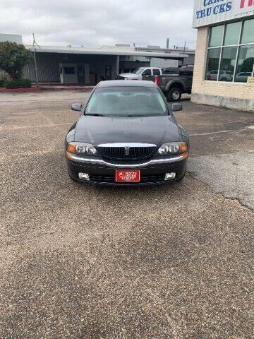 2001 Lincoln LS 4dr Sedan V8 - Waco TX
