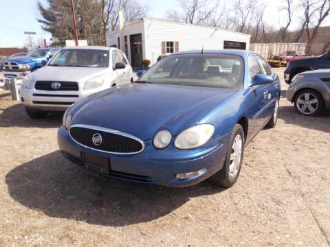 2005 Buick LaCrosse for sale at ABC AUTO LLC in Willimantic CT