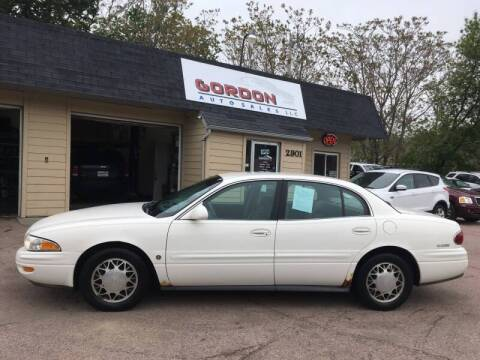 2002 Buick LeSabre for sale at Gordon Auto Sales LLC in Sioux City IA