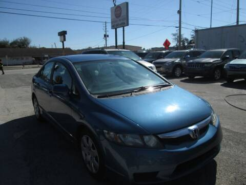 2011 Honda Civic for sale at Motor Point Auto Sales in Orlando FL