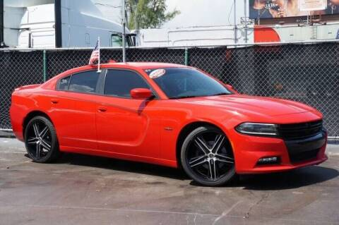 2015 Dodge Charger for sale at LATINOS MOTOR OF ORLANDO in Orlando FL