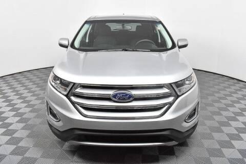 2018 Ford Edge for sale at Southern Auto Solutions-Jim Ellis Volkswagen Atlan in Marietta GA