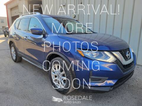 2017 Nissan Rogue for sale at Rosedale Auto Sales Incorporated in Kansas City KS