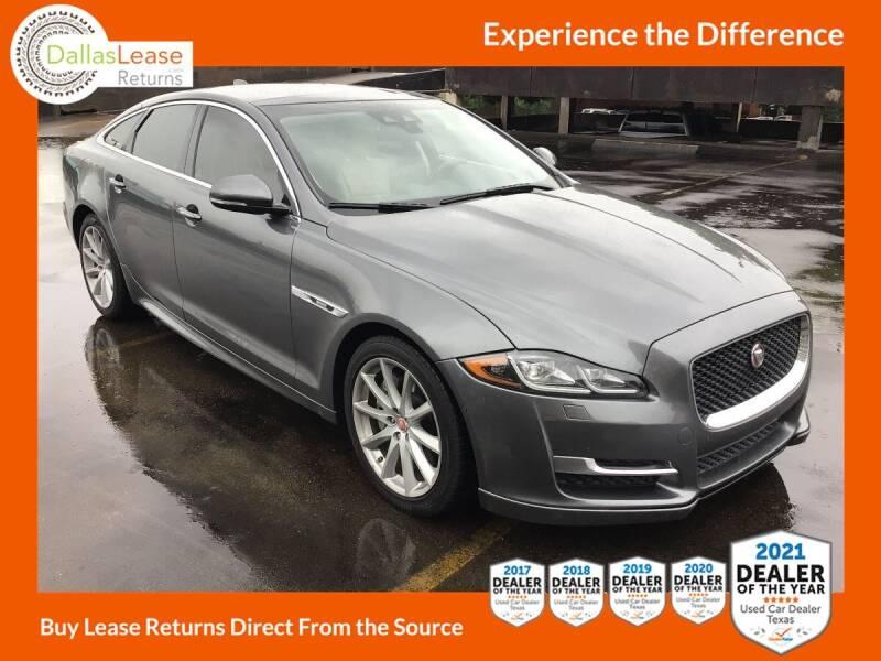 2018 Jaguar XJ for sale in Dallas, TX
