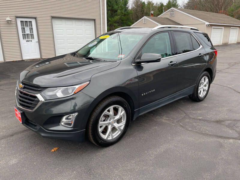 2018 Chevrolet Equinox for sale at Glen's Auto Sales in Fremont NH