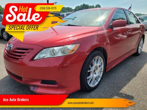 2007 Toyota Camry for sale at Ace Auto Brokers in Charlotte NC