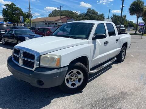2005 Dodge Dakota for sale at CHECK AUTO, INC. in Tampa FL