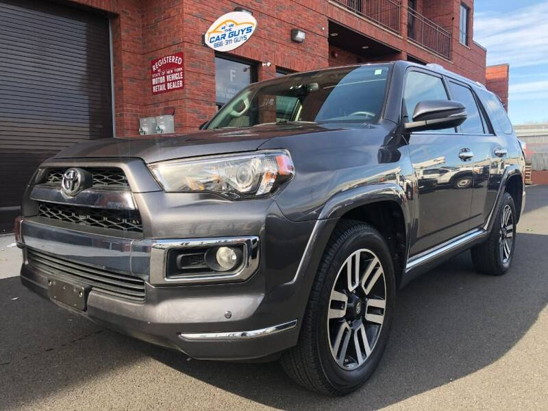 2017 Toyota 4Runner for sale at The Car Guys in Staten Island NY