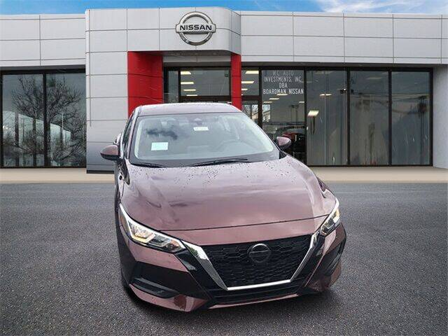 2021 Nissan Sentra for sale in Youngstown, OH