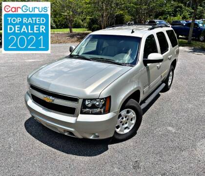 2013 Chevrolet Tahoe for sale at Brothers Auto Sales of Conway in Conway SC