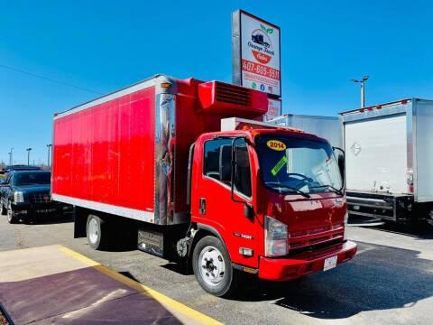 2014 Isuzu NQR for sale at Orange Truck Sales in Orlando FL