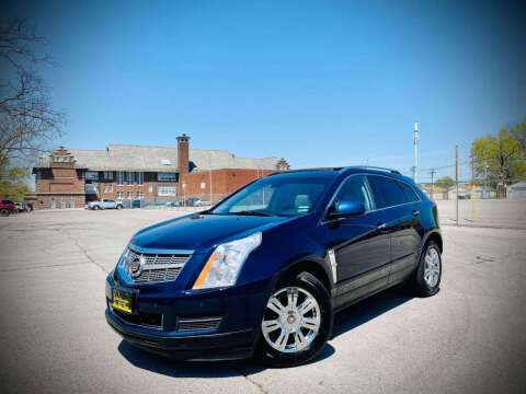 2010 Cadillac SRX for sale at ARCH AUTO SALES in St. Louis MO