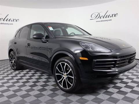 2019 Porsche Cayenne for sale at DeluxeNJ.com in Linden NJ