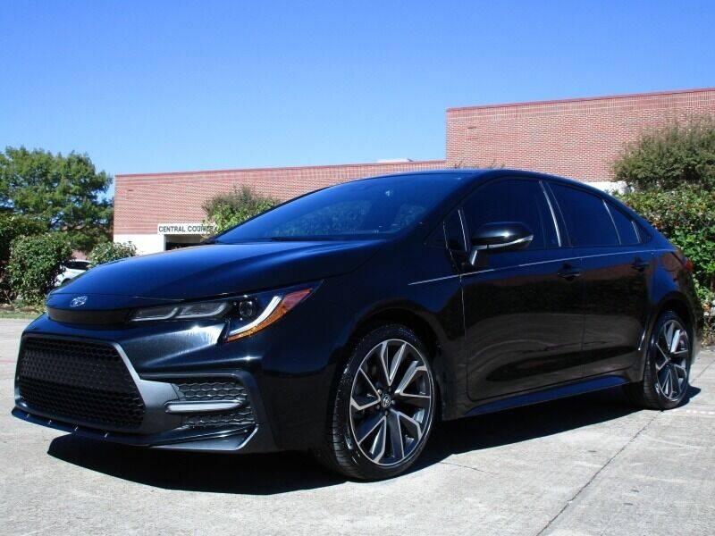 2020 Toyota Corolla for sale at Italy Auto Sales in Dallas TX