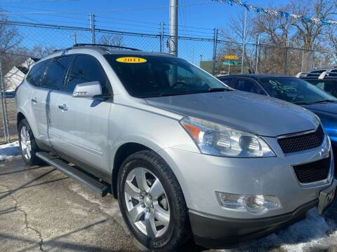 2011 Chevrolet Traverse for sale at Car Barn of Springfield in Springfield MO