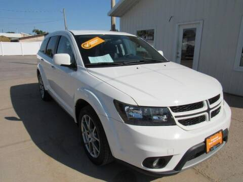 2017 Dodge Journey for sale at TWIN RIVERS CHRYSLER JEEP DODGE RAM in Beatrice NE