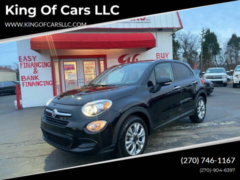 2016 FIAT 500X for sale at King of Cars LLC in Bowling Green KY