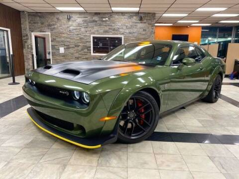 2019 Dodge Challenger for sale at Sonias Auto Sales in Worcester MA