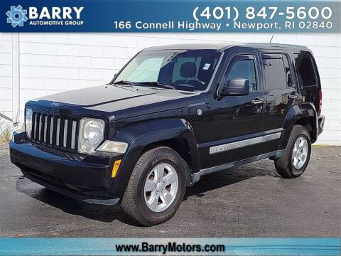 2012 Jeep Liberty for sale at BARRYS Auto Group Inc in Newport RI