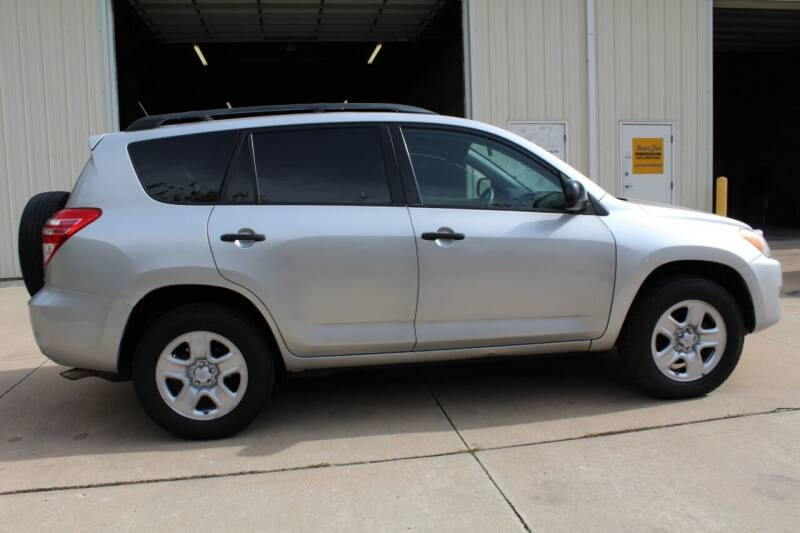 2010 Toyota RAV4 for sale at CHIPPERS LUXURY AUTO, INC in Shorewood IL