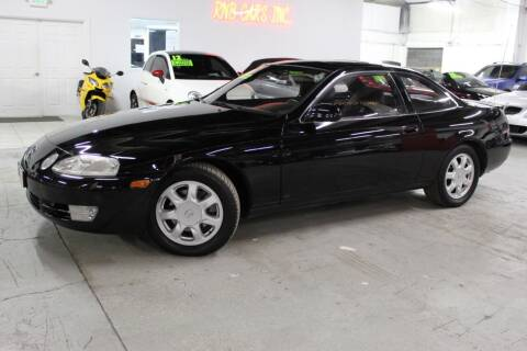 1995 Lexus SC 400 for sale at R n B Cars Inc. in Denver CO