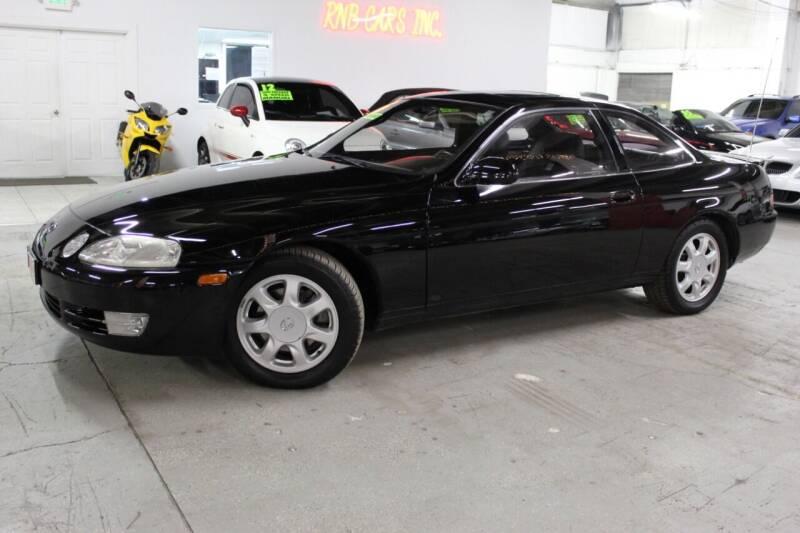 1995 Lexus SC 400 for sale at R n B Cars Inc. in Denver CO