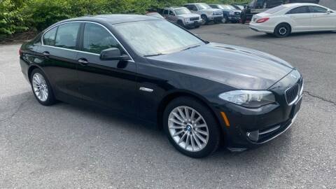 2013 BMW 5 Series for sale at South Point Auto Plaza, Inc. in Albany NY