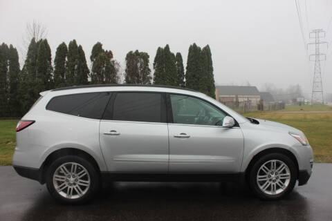 2014 Chevrolet Traverse for sale at D & B Auto Sales LLC in Washington Township MI