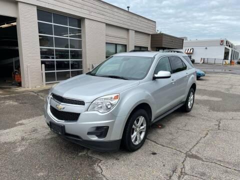 2014 Chevrolet Equinox for sale at Dean's Auto Sales in Flint MI