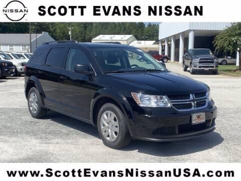 2020 Dodge Journey for sale at Scott Evans Nissan in Carrollton GA