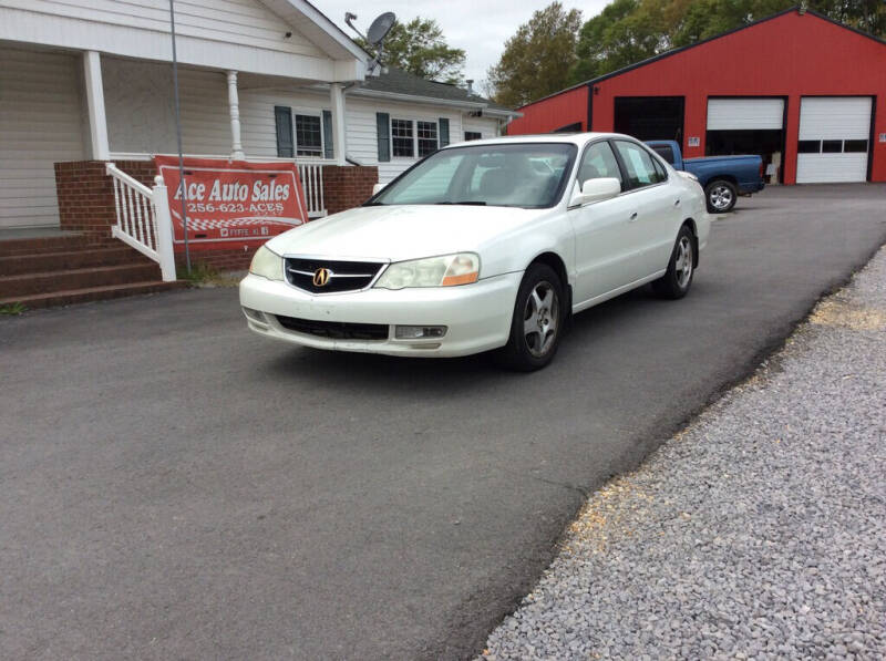 2002 Acura TL for sale at Ace Auto Sales - $1000 DOWN PAYMENTS in Fyffe AL